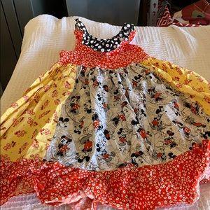Other - Sleeveless Mickey dress